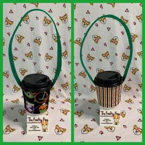Halloween Reversible Drink Carrier